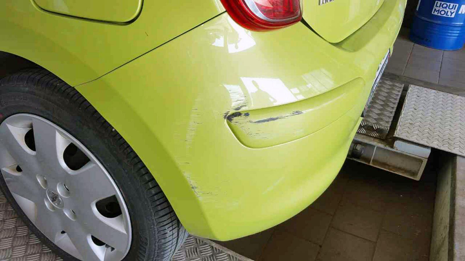 Unfallinstandsetzung Auto Heidingsfelder